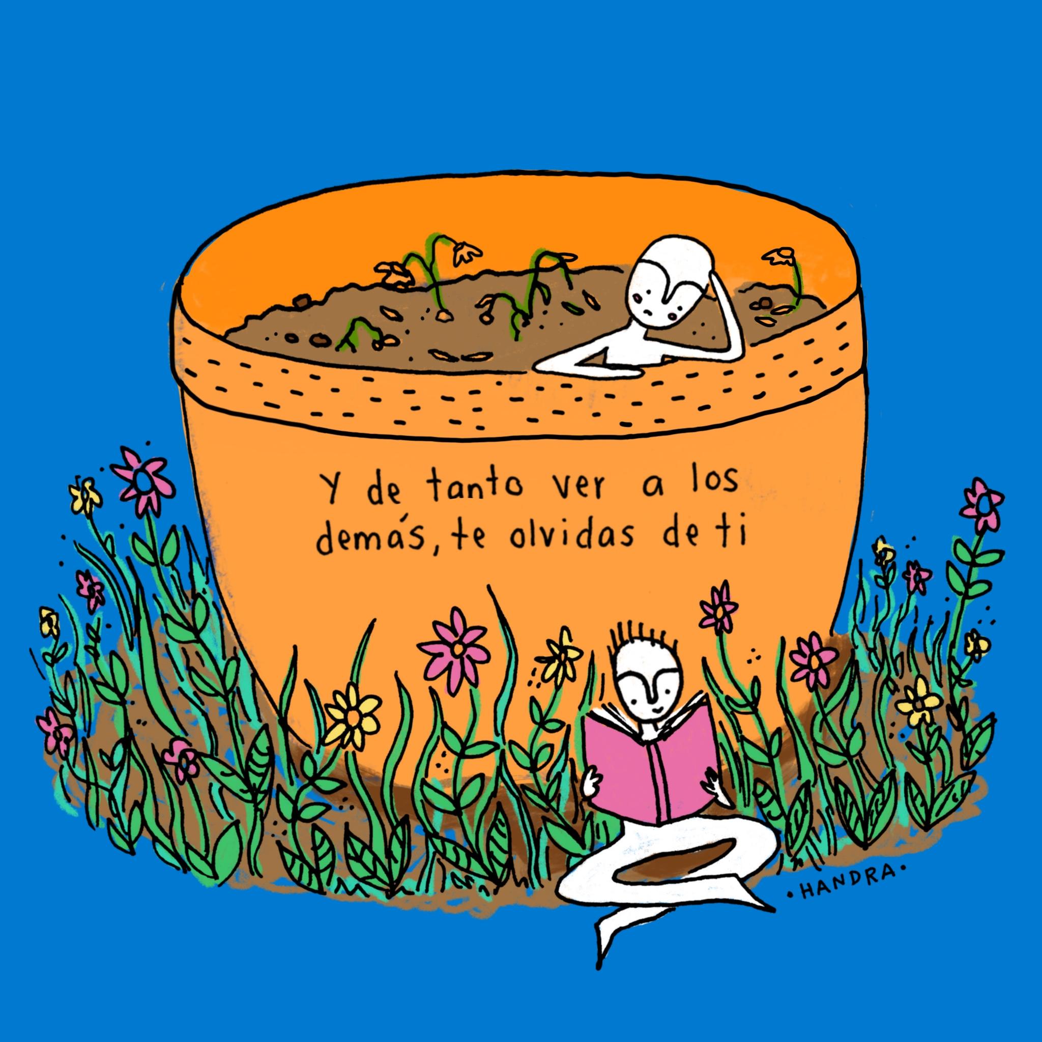 happyhandra_illustration