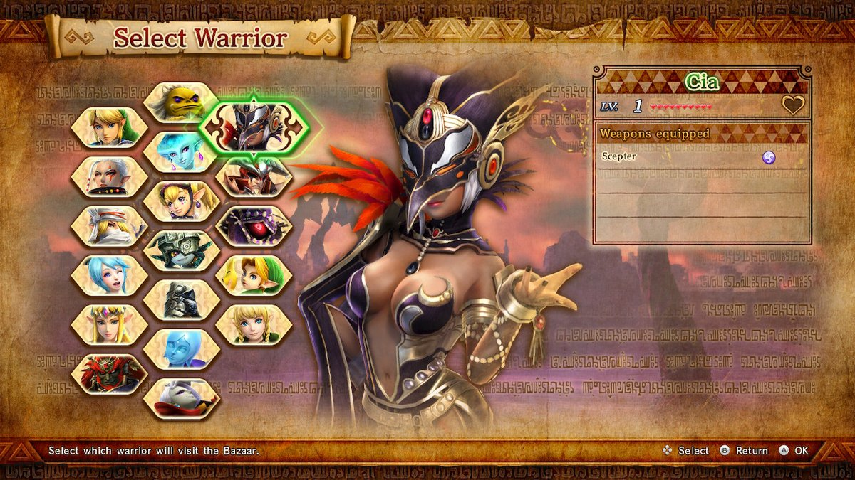Hyrule Warriors Definitive Edition Analog Stick Gaming