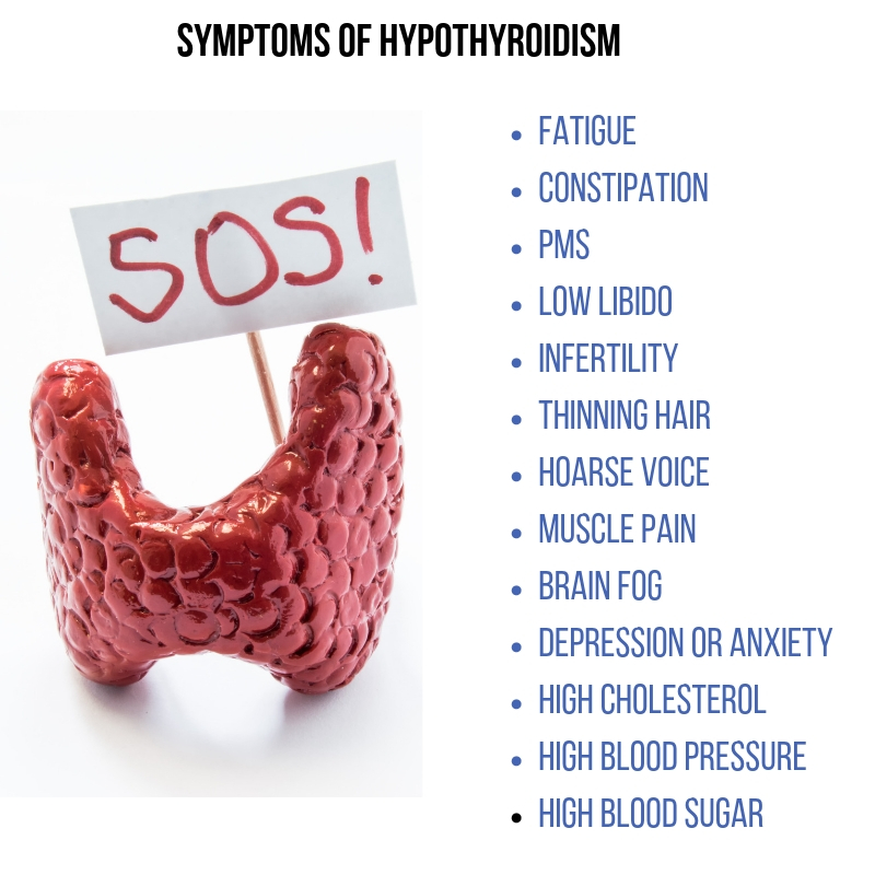 Thyroid hormone affects all aspects of biology -