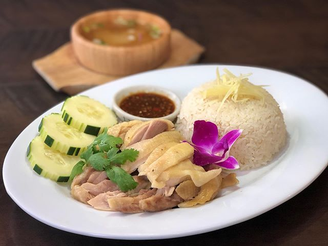 Now we have this new item available @topthai_greenwich . Make an inquiry when you dine in . Homemade Khao man Gai chicken 🐔 . Who doesn't like good food. Let alone excellent food @topthai_greenwich  #abc  #topthai  #topthainyc  #topthaifood  #topthaidrink  #topthaigreenwich  #topthaigreenwich  #thaifoodstagram  #thaifood #steak  #likes #like4like #likeforlike #like4follow #likeforlikes #followme #following #follow4follow #followforfollow #like#food #foodie #food52 #foodporn ##foodblog #likeforfollow #likeforlikes #like4follow #halalfood #certifiedhalal #steak #tgif