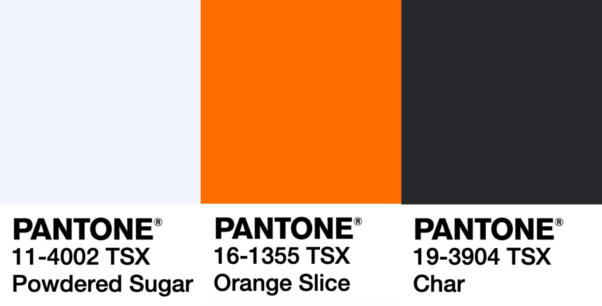 Abandoned Skate OS V. 1.1 - PANTONE 19-3904 TSX CharPANTONE 16-1355 TSX Orange SlicePANTONE 11-4002 TSX Powdered Sugar