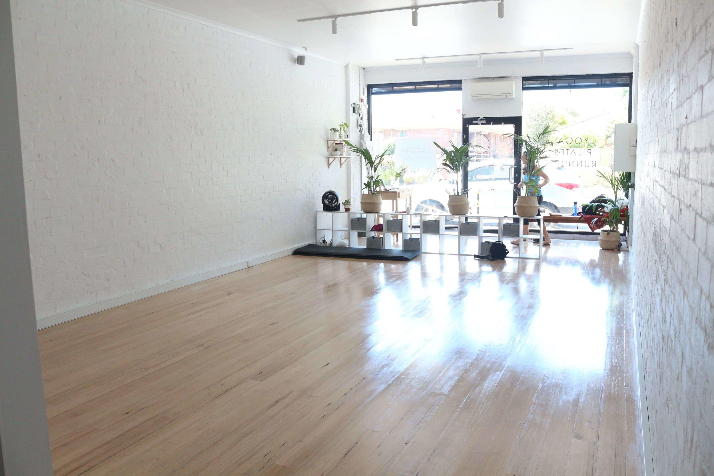 A bright, warm studio just a short drive from Ringwood. - STUDIO TORUS PILATES | PILATES NEAR RINGWOOD
