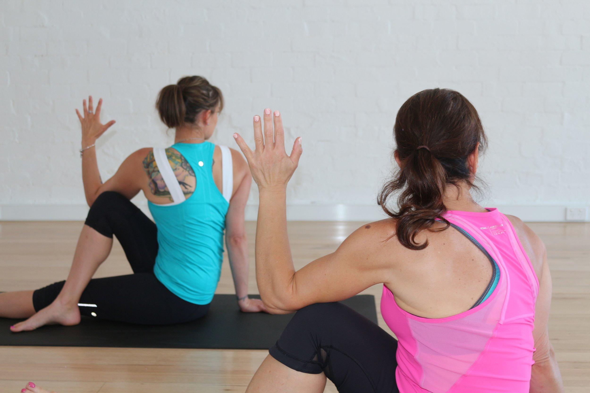 Gentle exercise &Yoga for seniors - WHEN: WEDNESDAYDURATION: 1 HOUR