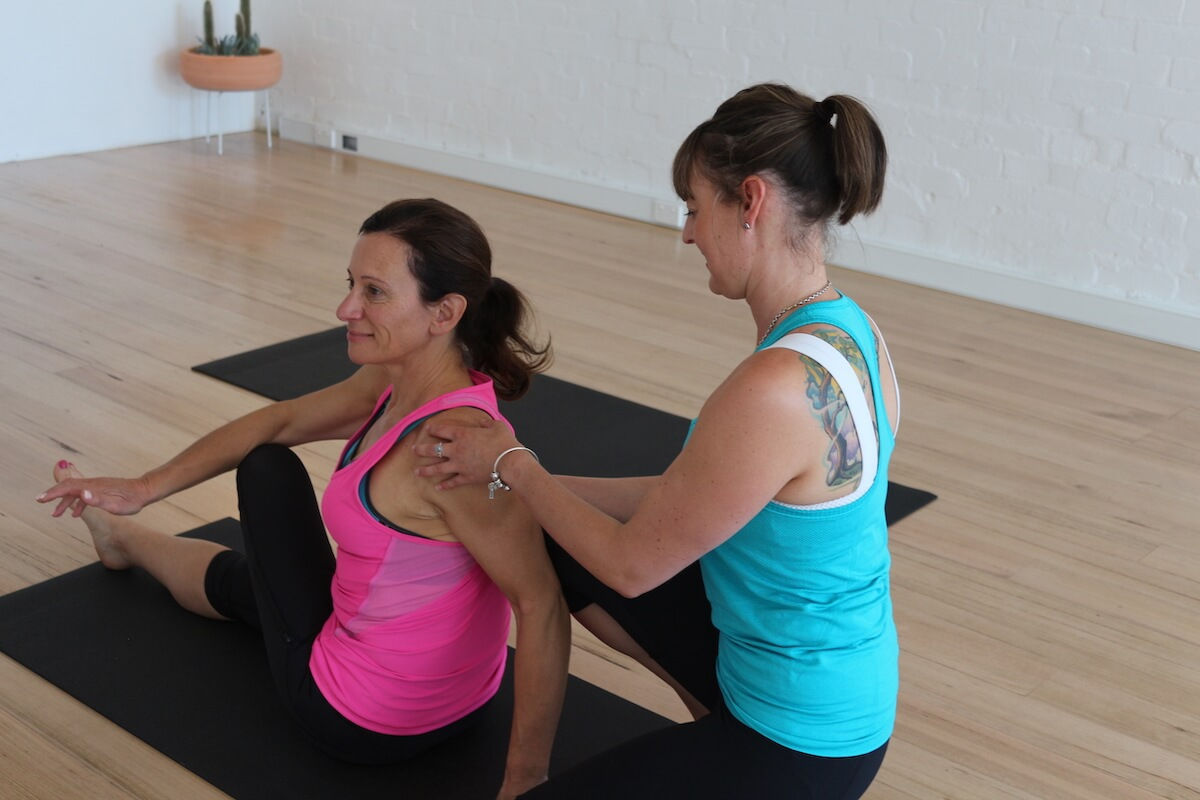A warm, supportive environment to learn yoga - AND WE'RE JUST A STONE'S THROW AWAY FROM MITCHAM