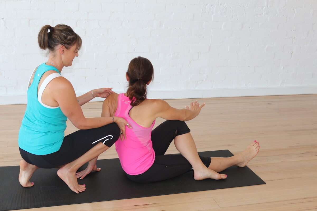 A warm and supportive environment to try yoga. - TRY YOGA AT STUDIO TORUS | YOGA NEAR BOX HILL | YOGA CLASSES