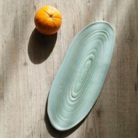 Jade tree plate