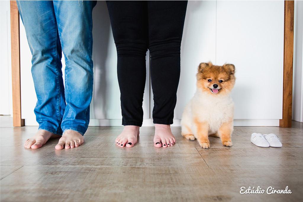 ensaio - gestante  Ensaio fotográfico à espera do Nuno, realizado no apartamento da família.    Veja mais