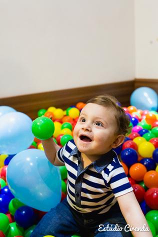 Festa Infantil Nuno 1 ano