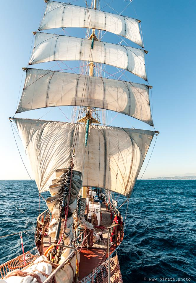 Tall Ship Pogoria - STS Pogoria