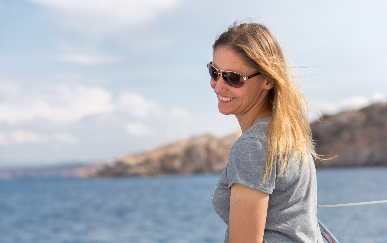 Onboard photography - I'm Ewa, a sailor, a navigator and an onboard photographer