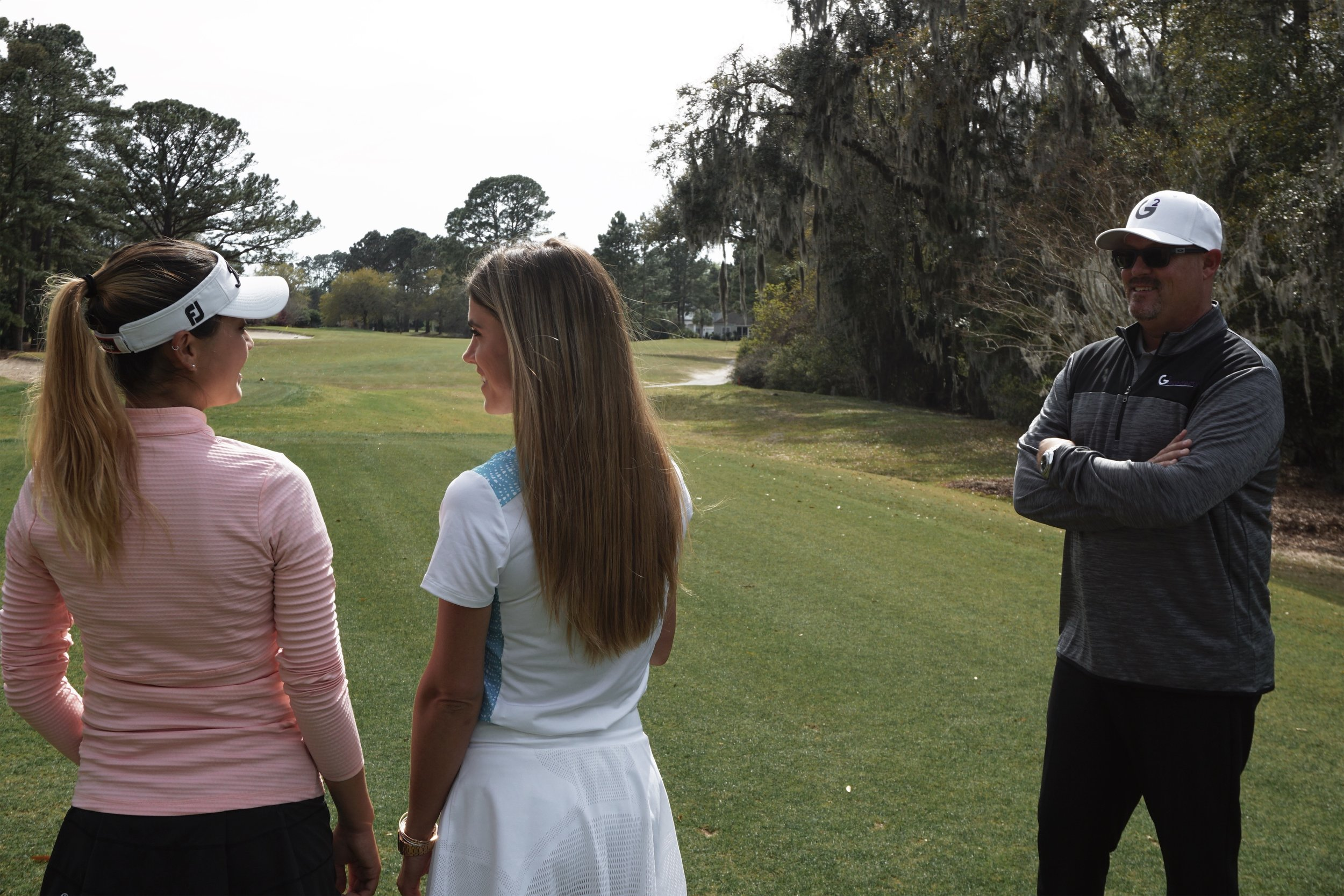 My partnership with G2 Academy, the ALL GIRLS only boarding school in the US, fills me with joy. I am very proud to be selected as part of the team and to have the opportunity to serve as a mentor to these young girls. To learn more about the Academy and the golf training  CLICK HERE.