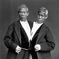 Chang and Eng Bunker, The Siamese Twins