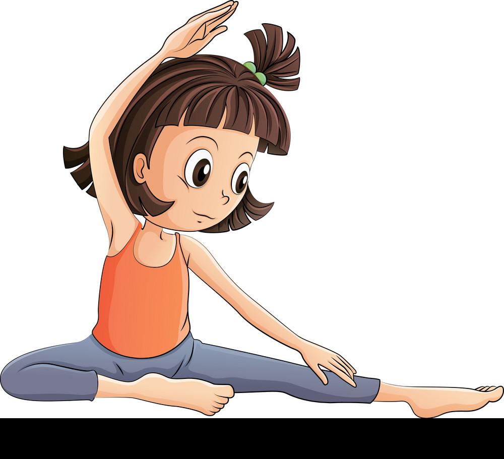 cartoon-yoga-girl-vector-1182244.png