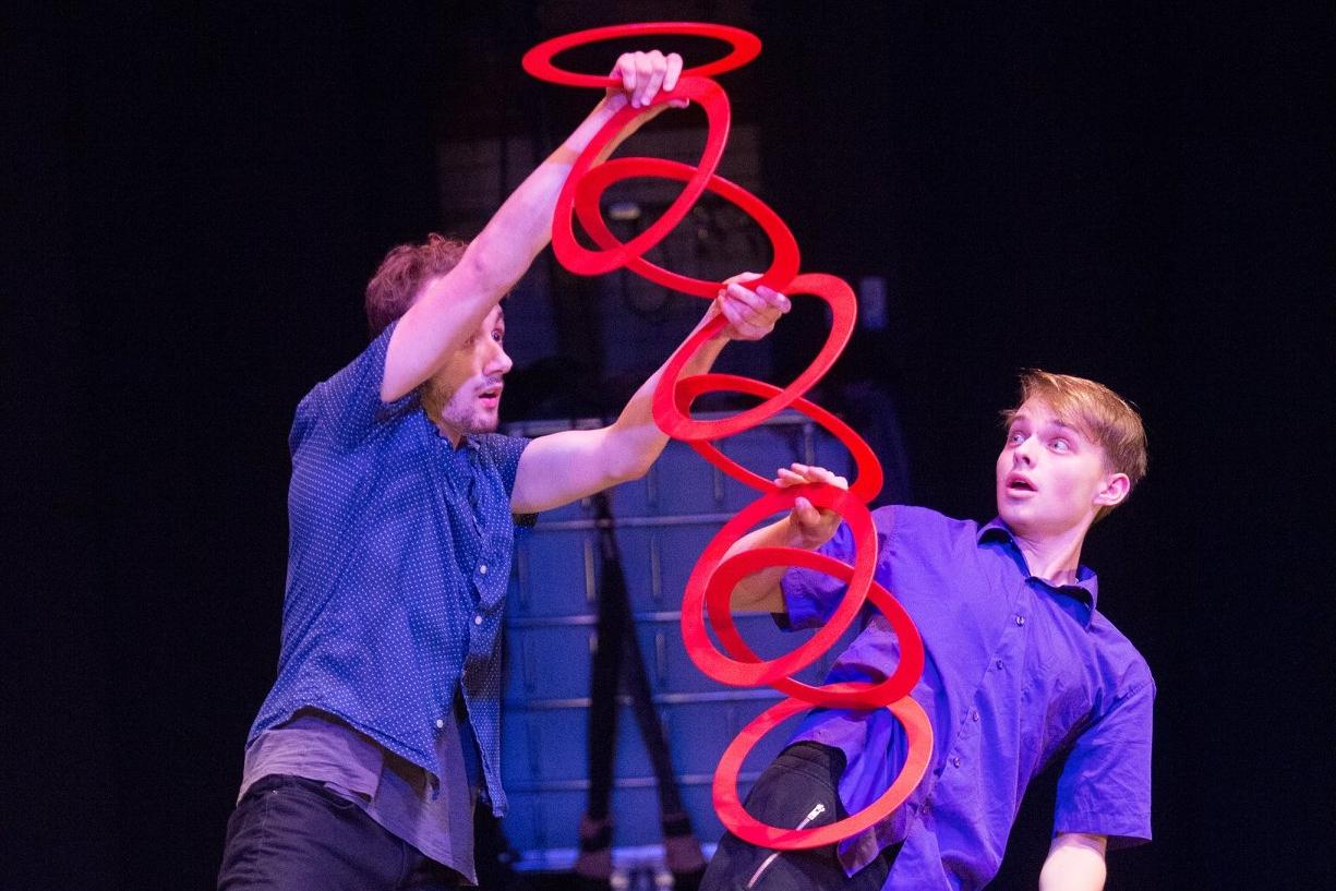 Definition of a Circle,  Stephen Doutt &Zak McAllister