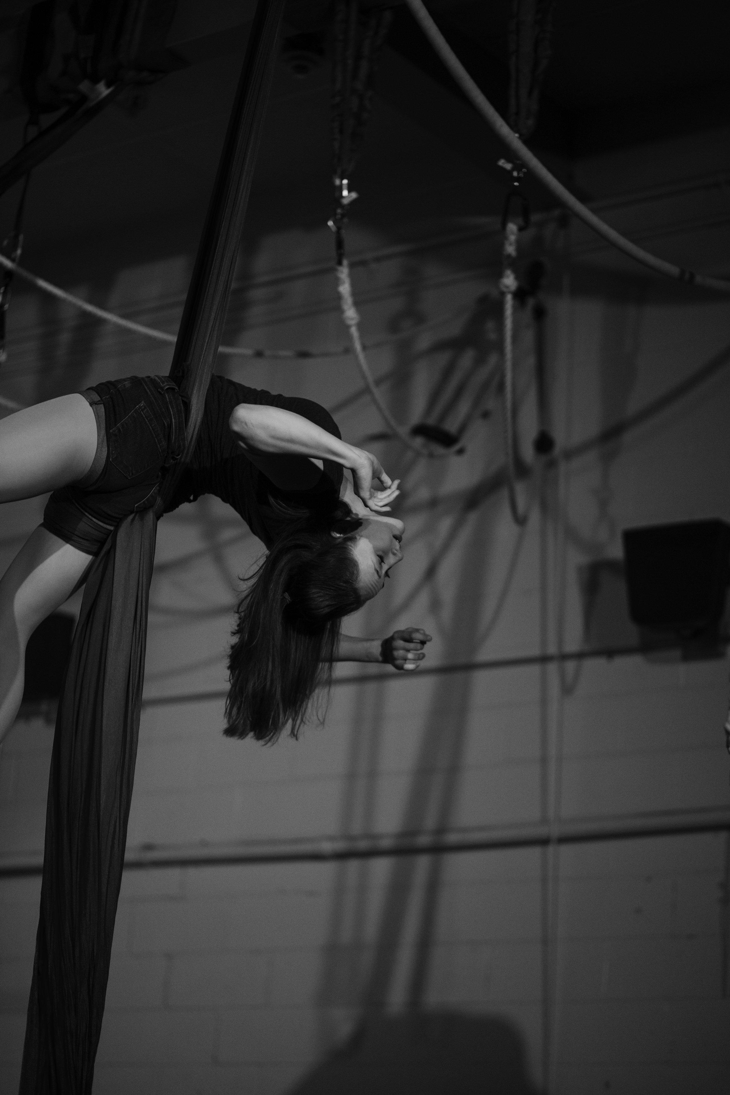 Circus Cabaret, Ithaca NY, April 2018