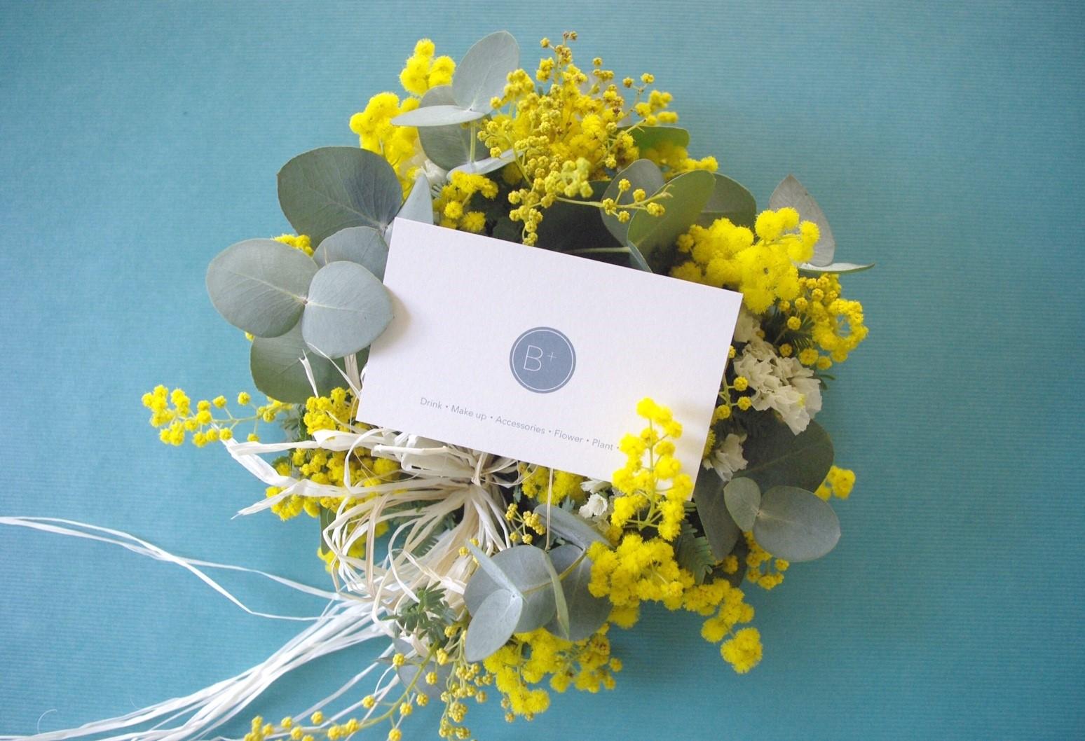 2018.3.4(sun) Flower Work Shop
