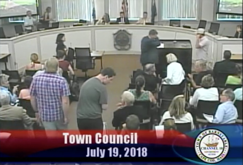 Watch the full video ; Cannabis BAN discussed at 2:00; Zoning starts 1 minute later! (those Prohibitionists move fast!)