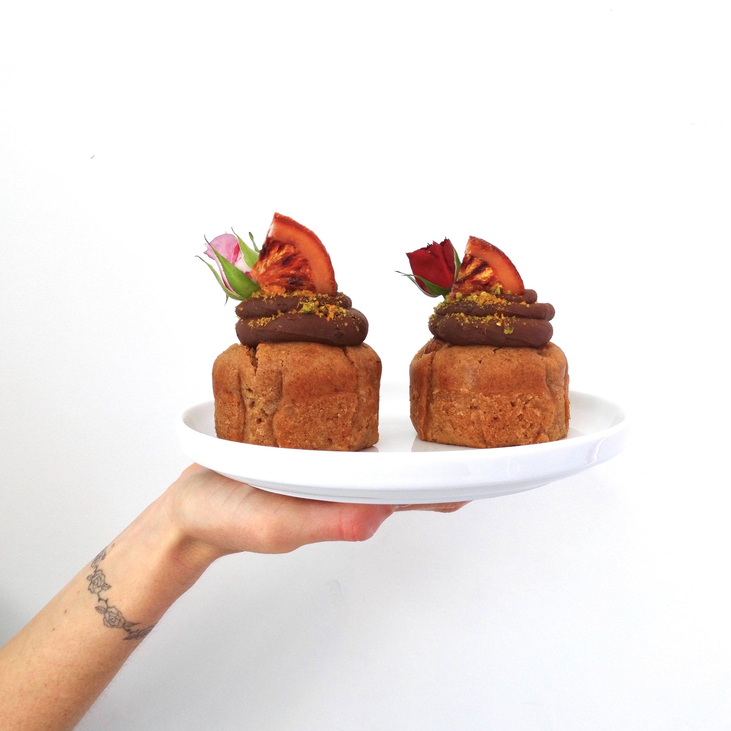 Pana Chocolate The Caker Vegan Cake