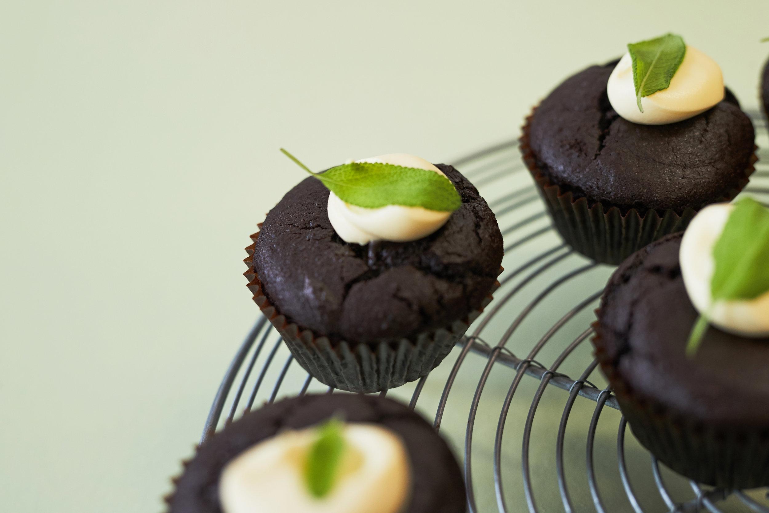 Chocolate and Sage Cakes .jpg