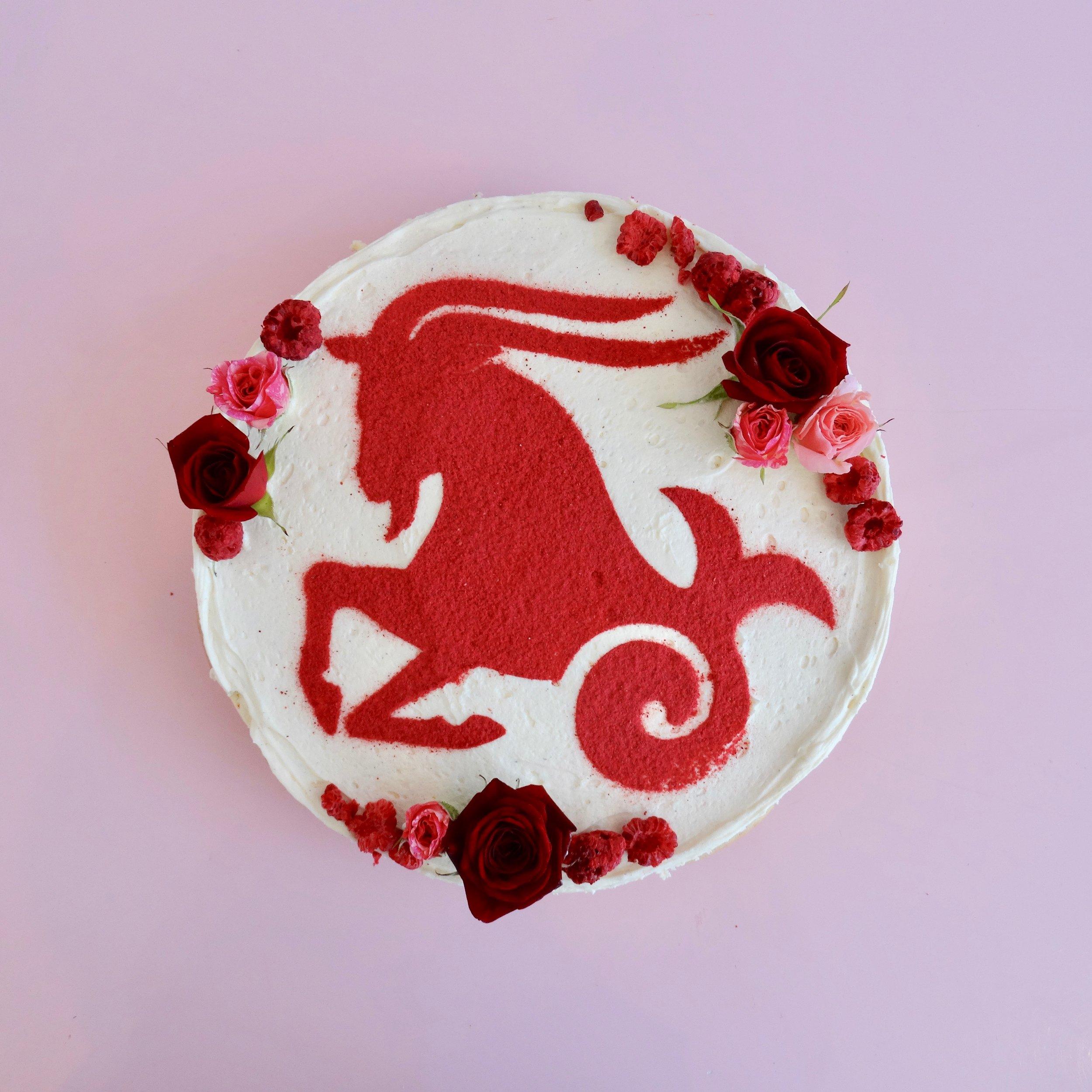 The Caker Aries Cake Zodiac.jpg
