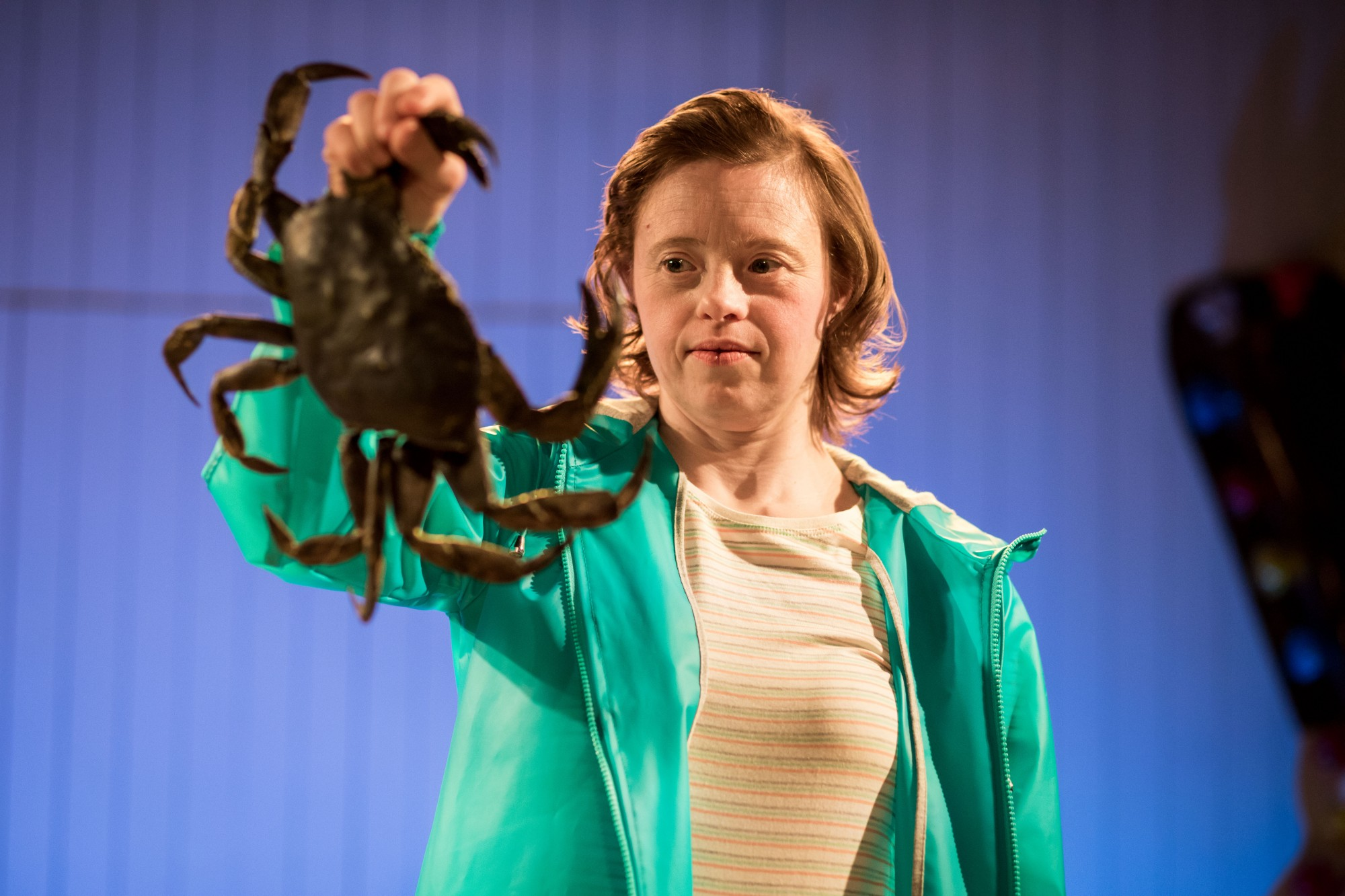 Sarah Gordy in Jellyfish. Photo: Samuel Taylor