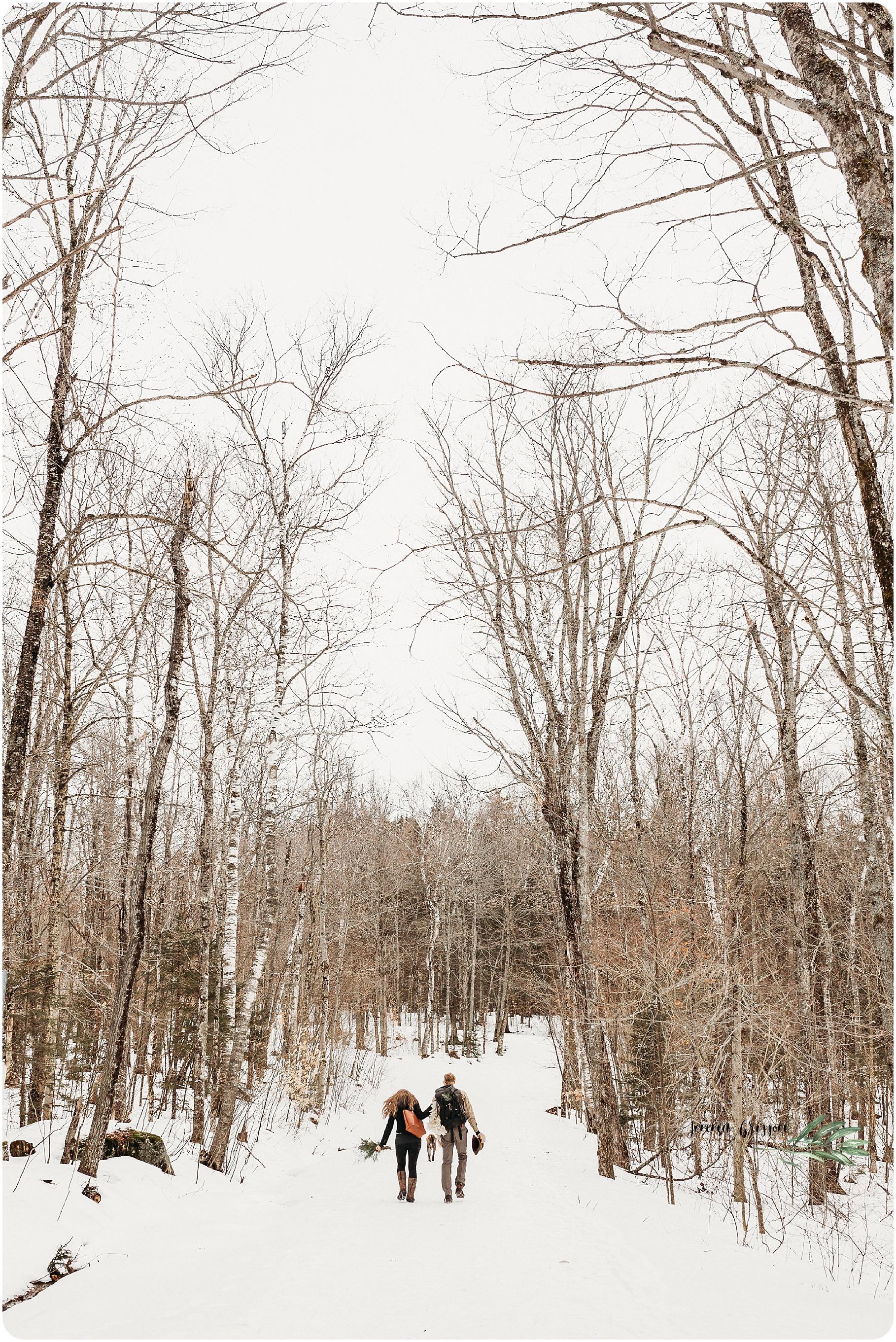 Jenna Brisson Photography - Vermont Elopement Photographer