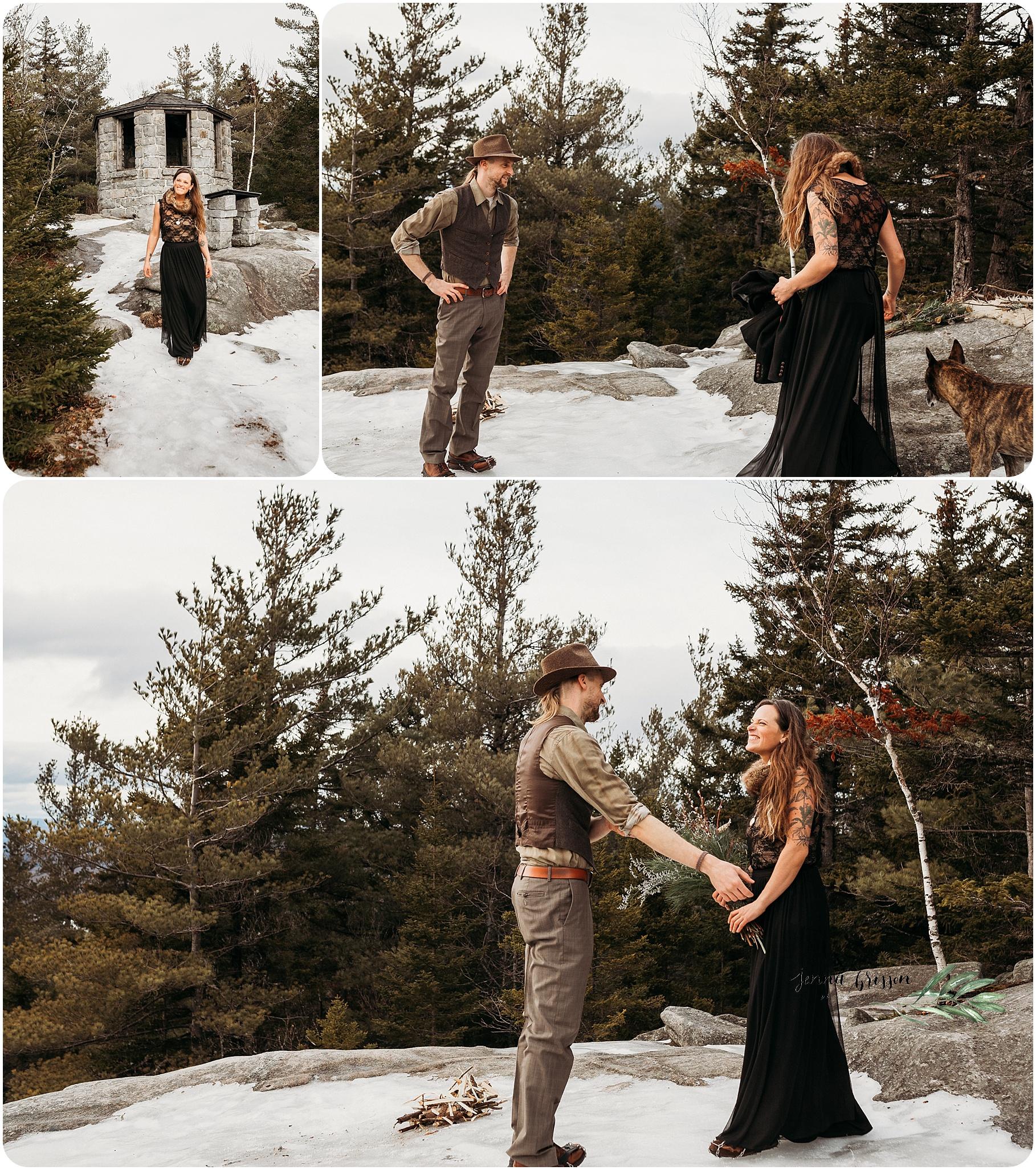 Jenna Brisson Photography - Vermont Wedding Photographer