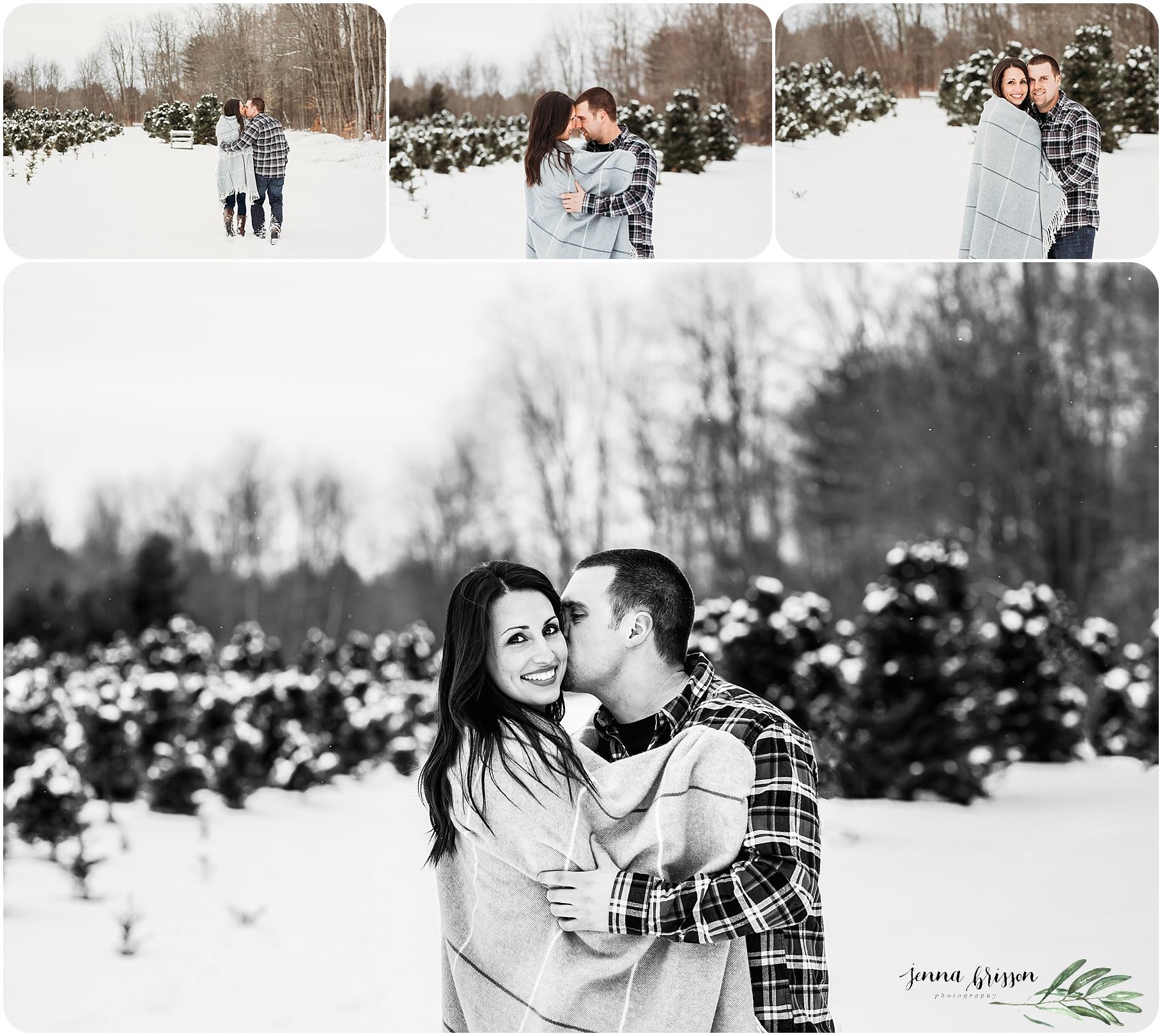 Vermont Wedding Photos Candid