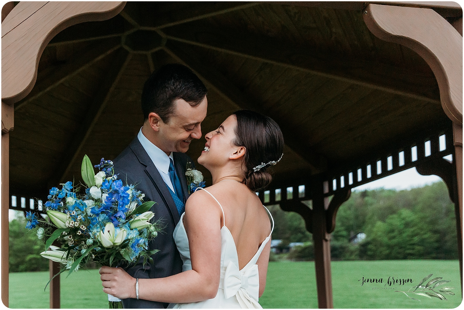 Vermont Elopement - Jenna Brisson Photography