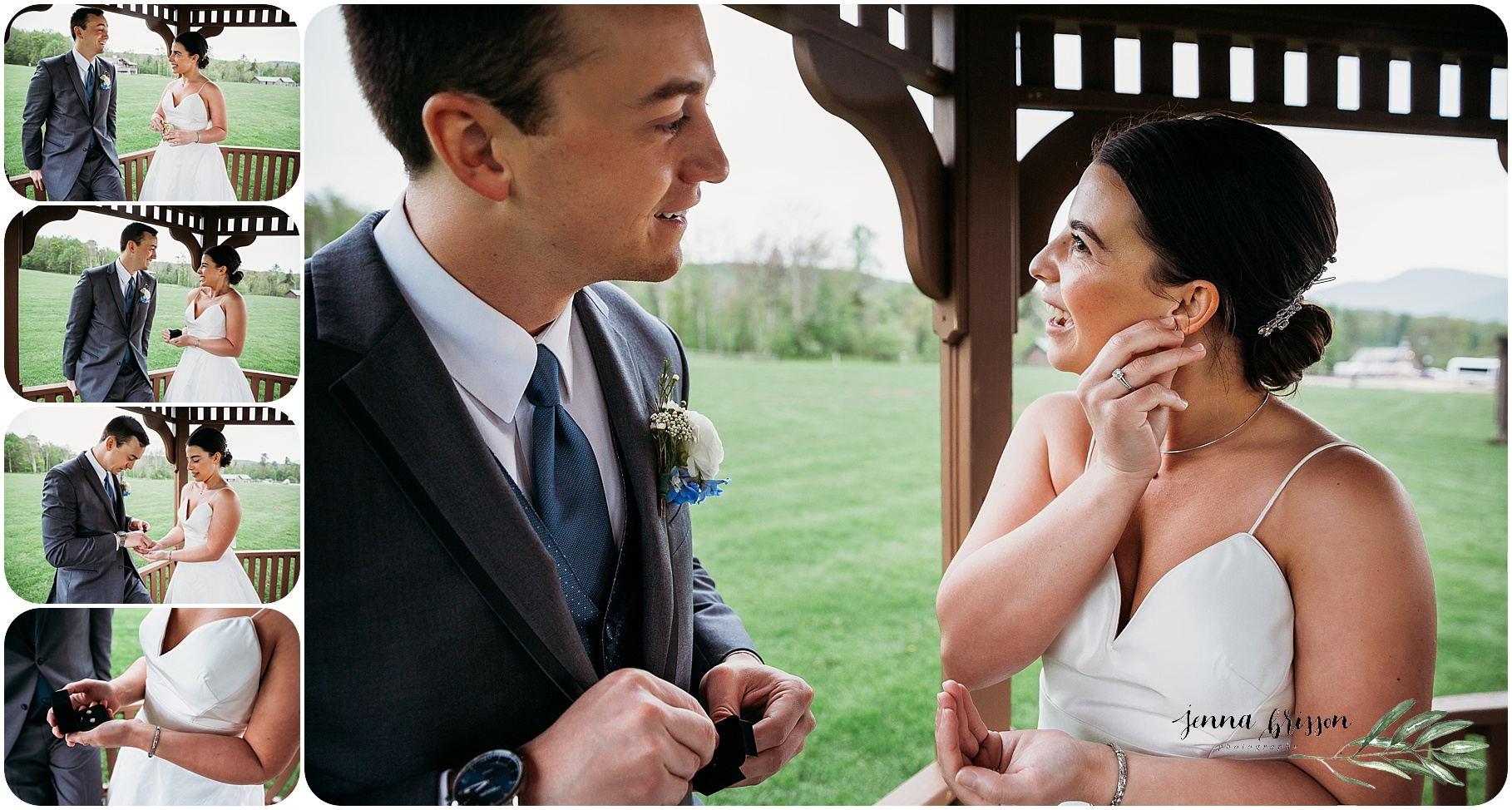 Mountain Top Inn and Resort Wedding - Jenna Brisson Photography