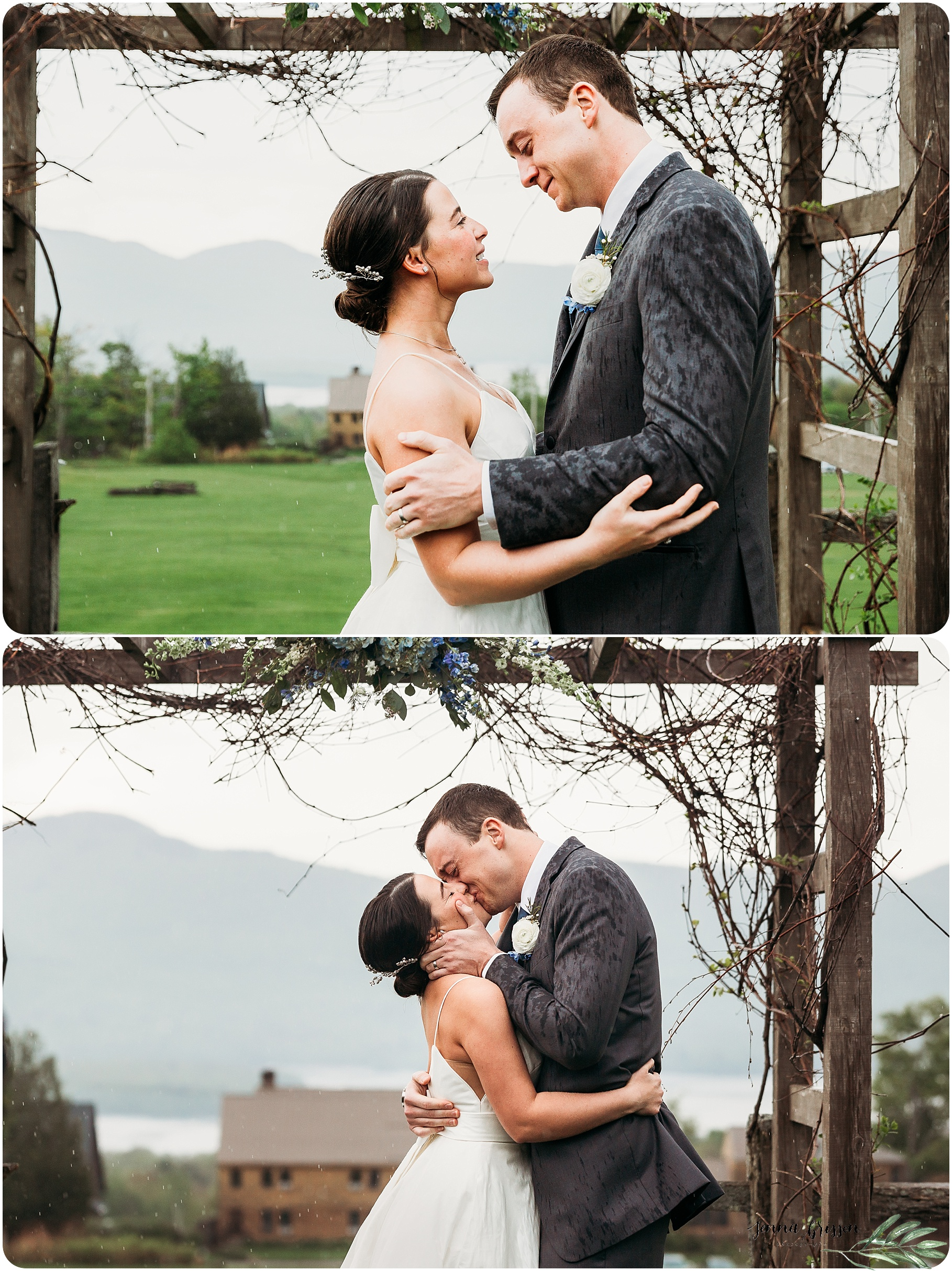 Vermont Weddings - Jenna Brisson Photography