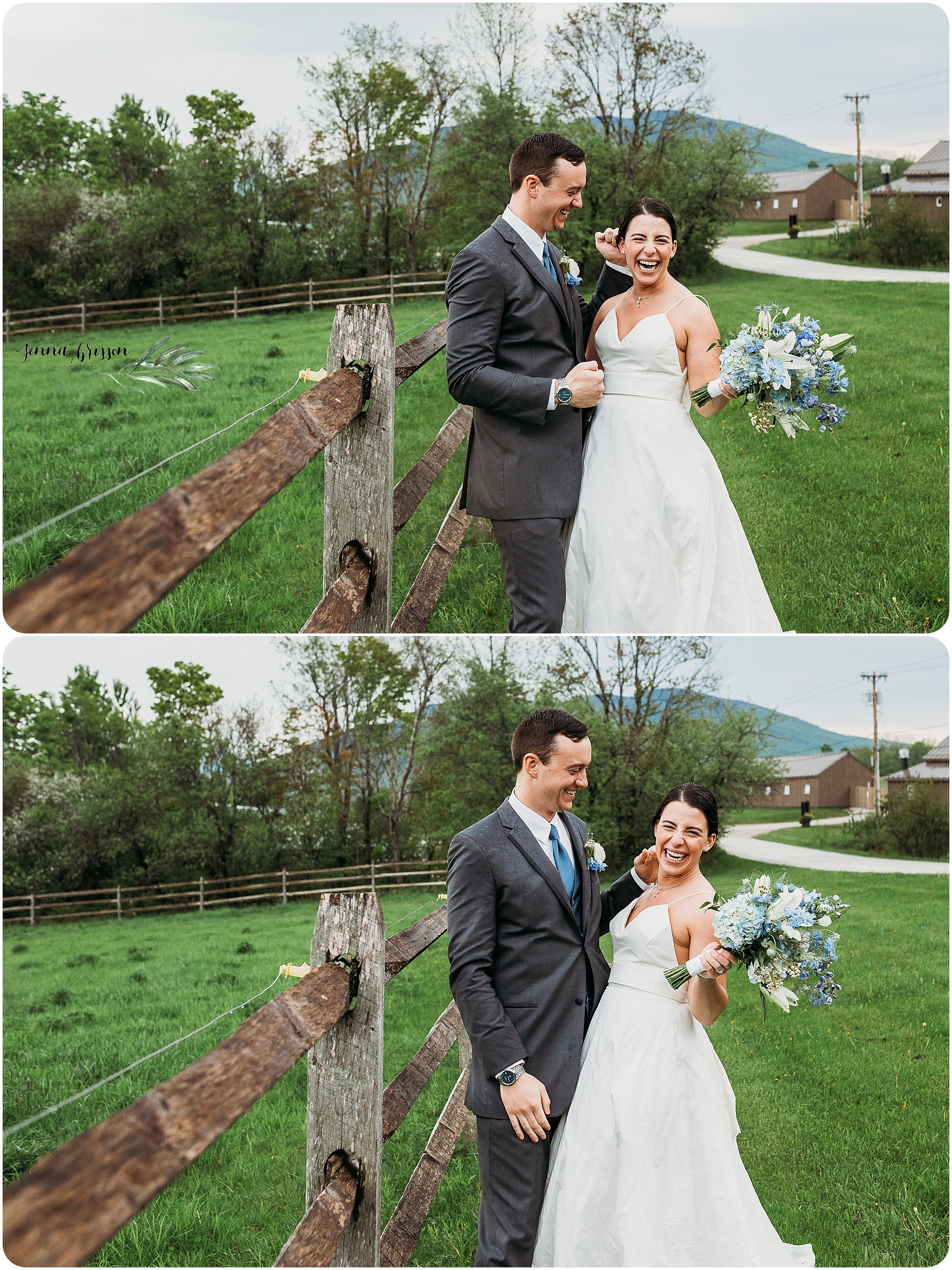 Mountain Top Inn Wedding Vermont 2 - Jenna Brisson