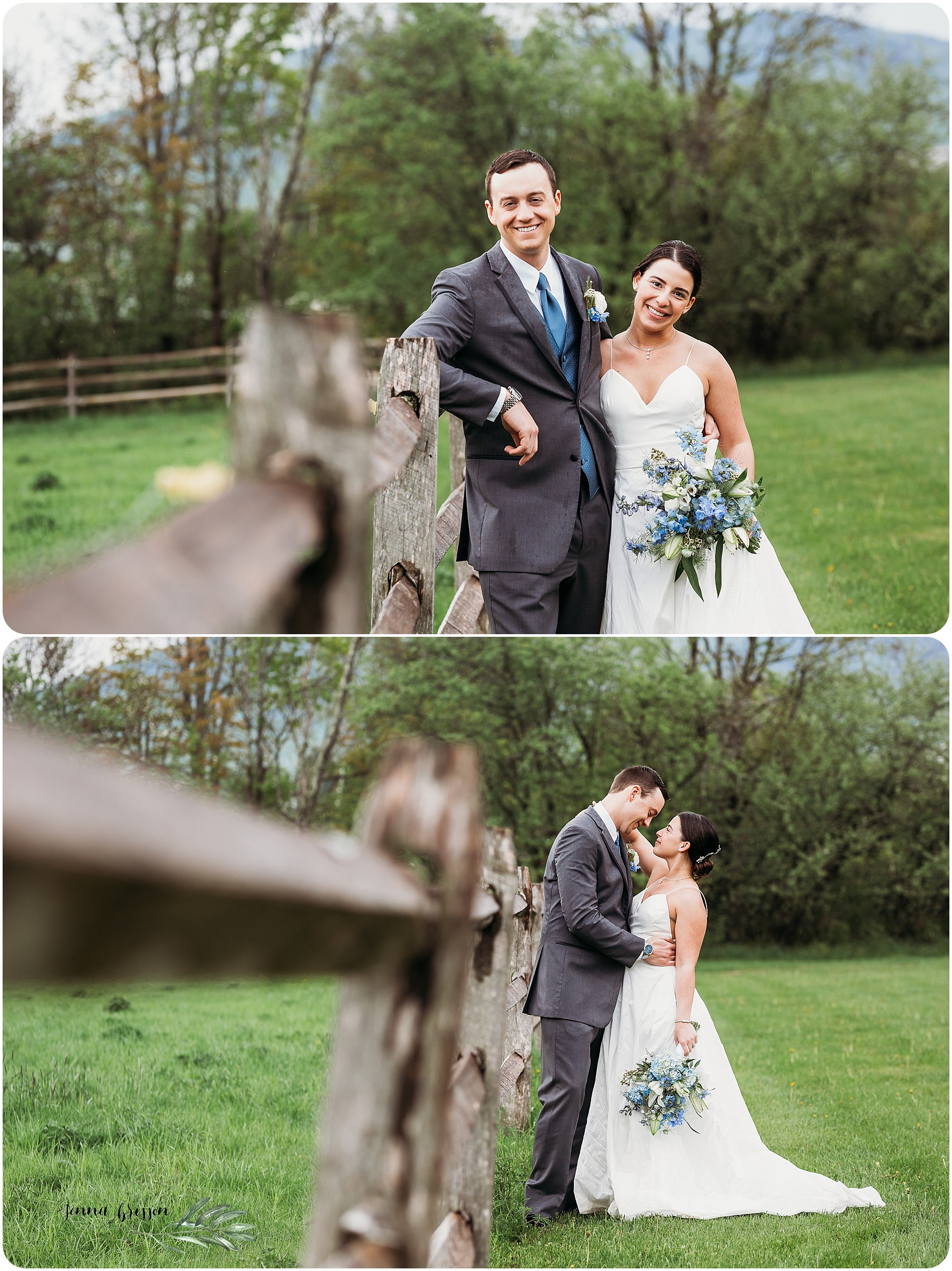 Mountain Top Inn Wedding Vermont 3 - Jenna Brisson