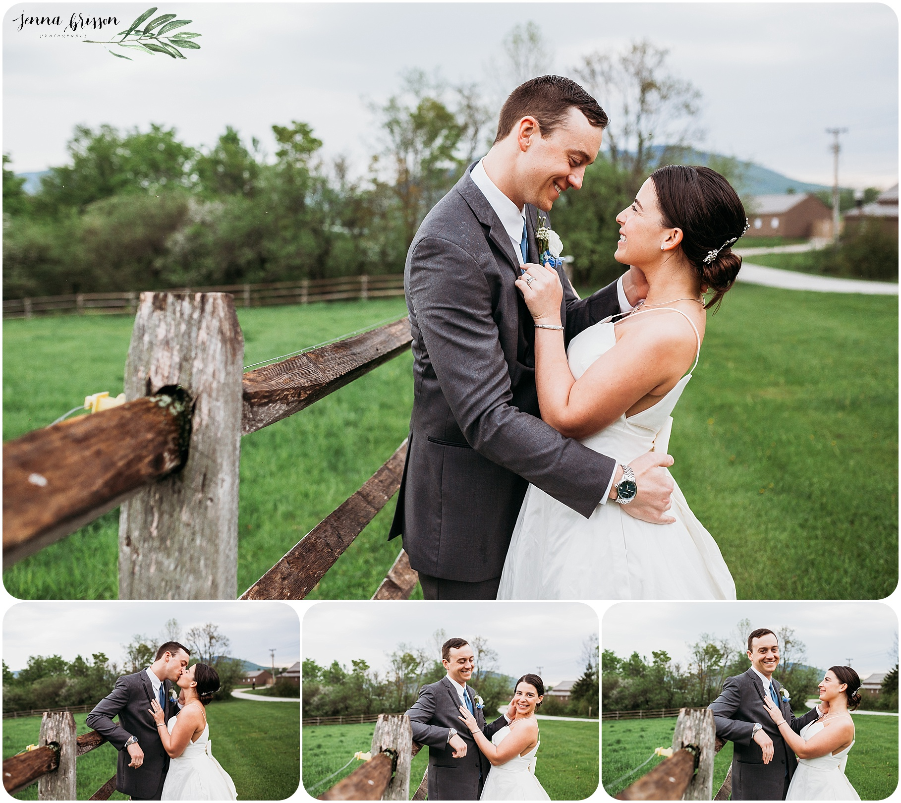 Mountain Top Inn Elopement Vermont 4 - Jenna Brisson