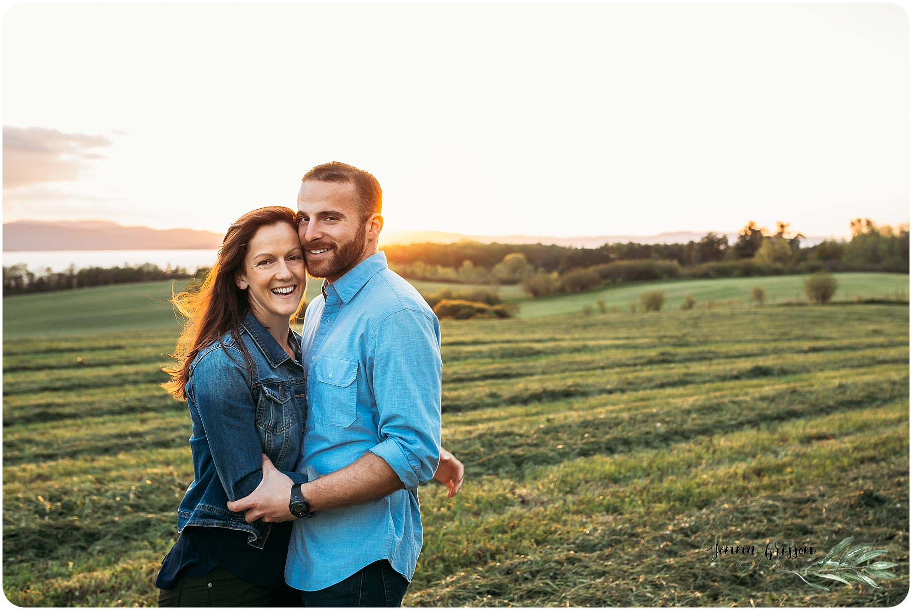 Shelburne Farms Engagement 7 - Jenna Brisson Photography
