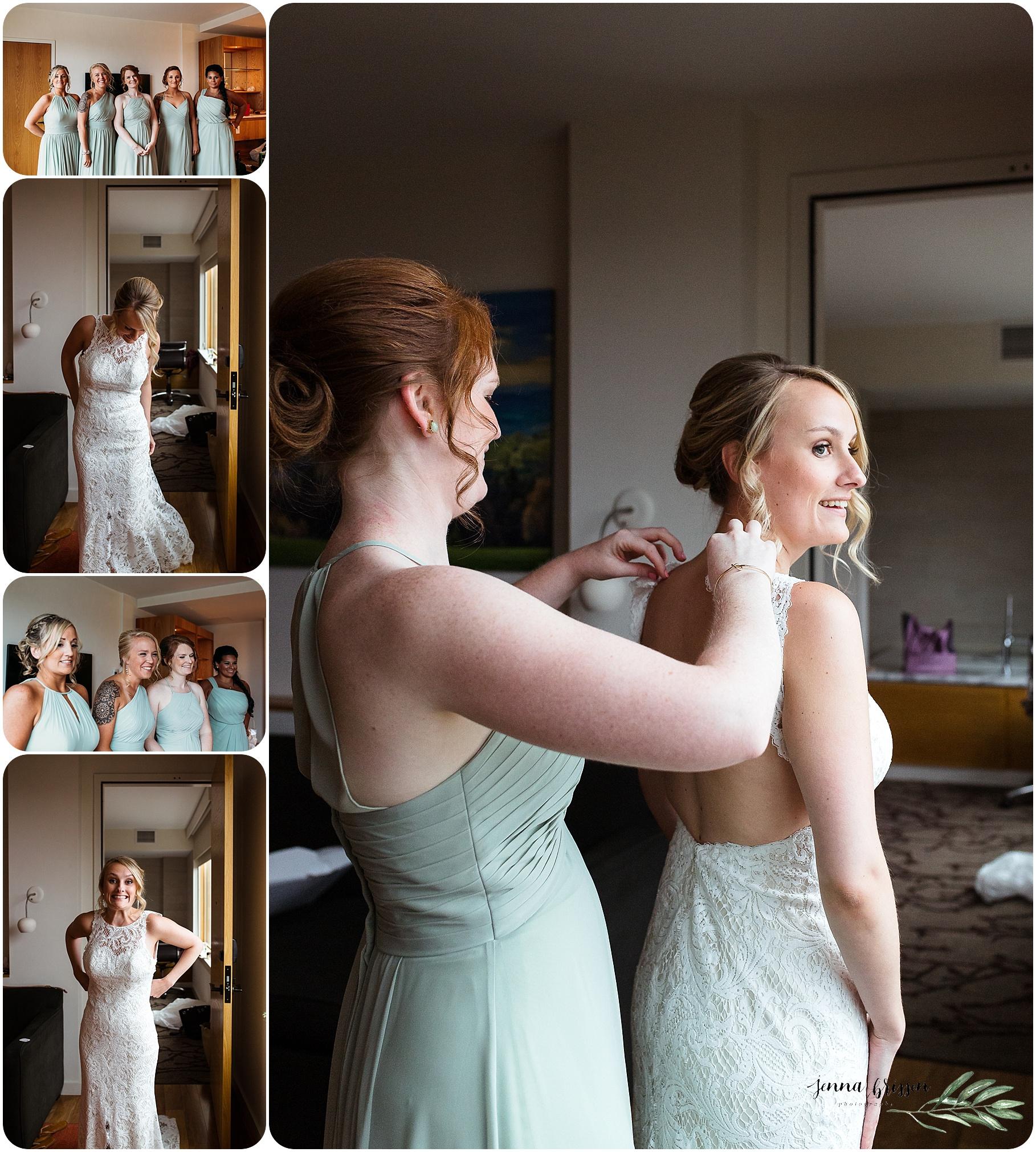 Hotel Vermont Wedding - 4