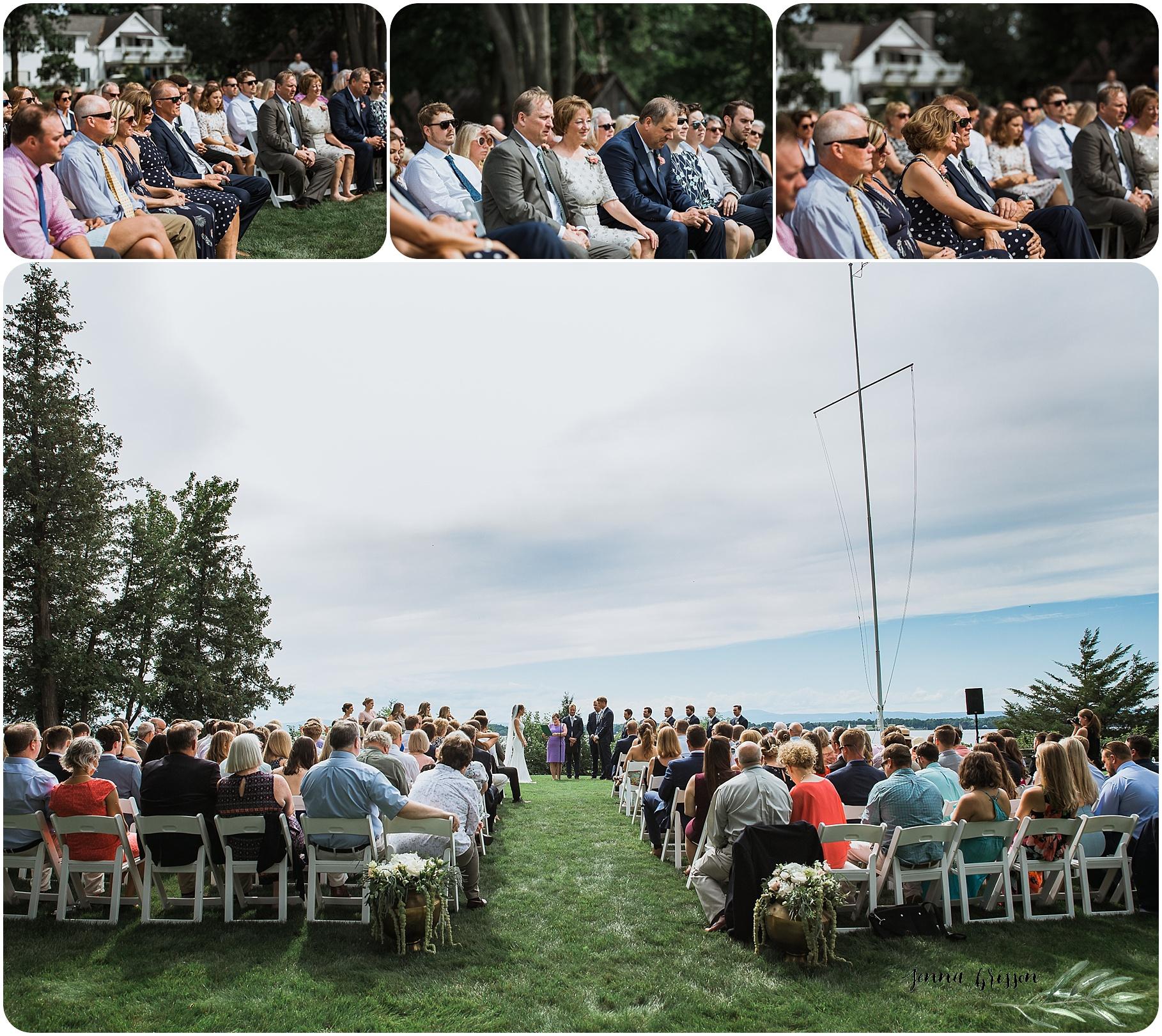 Ferry Watch Inn Vermont Wedding Photography