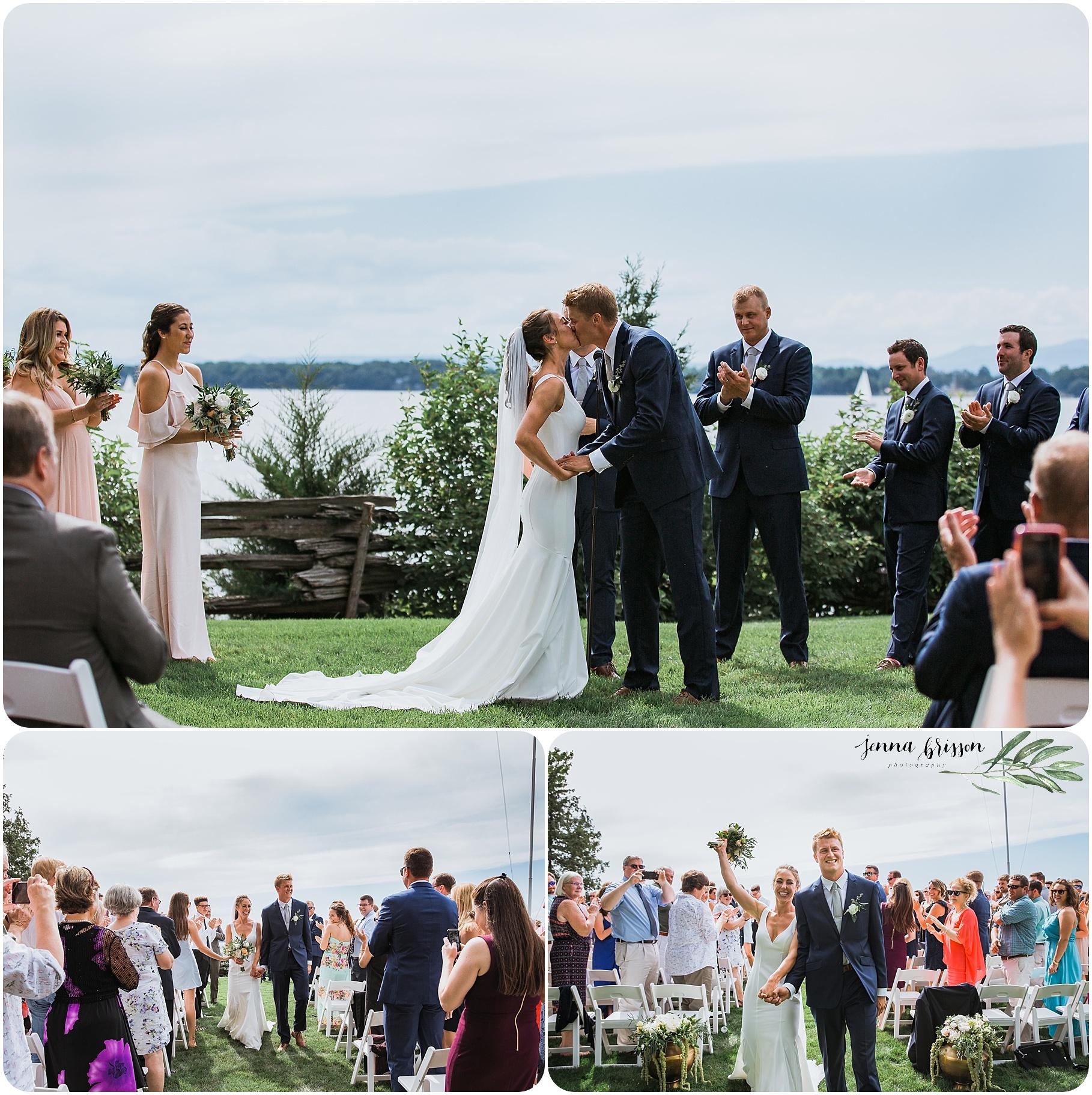 Vermont Wedding Photography - Jenna Brisson - Ferry Watch Inn, Vermont