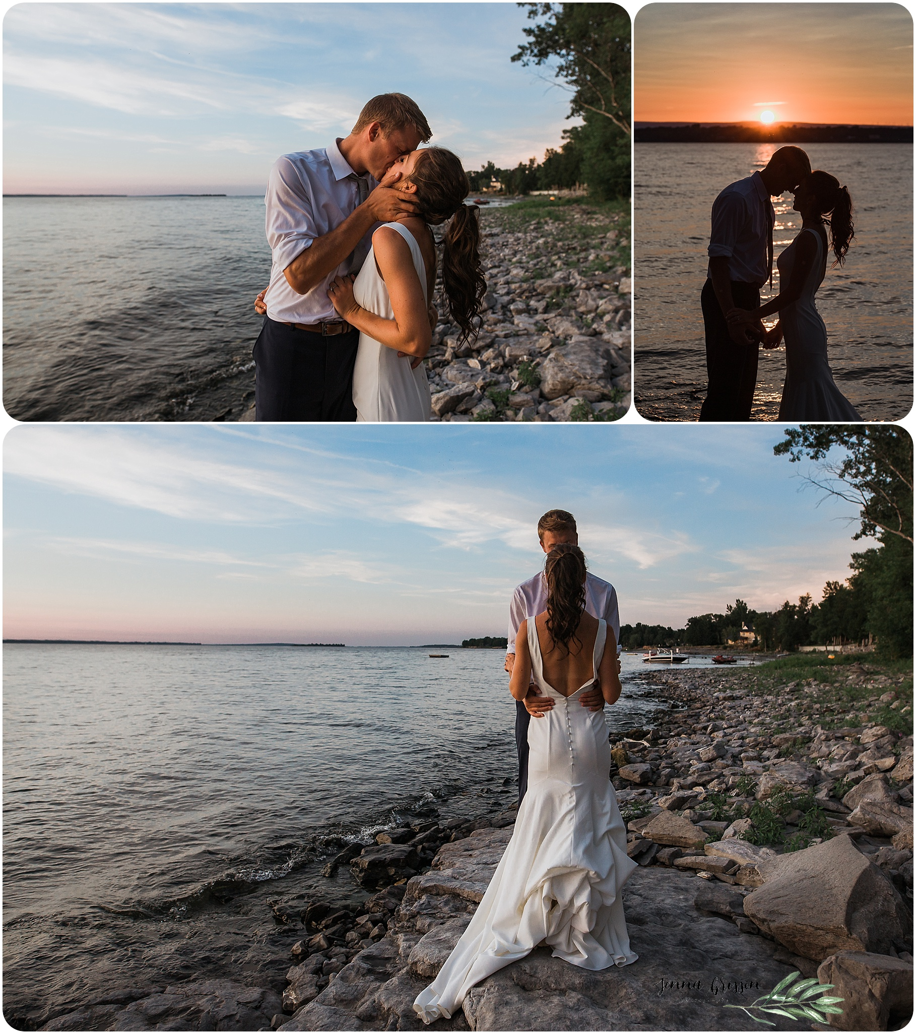 Vermont Wedding Photography By Jenna Brisson