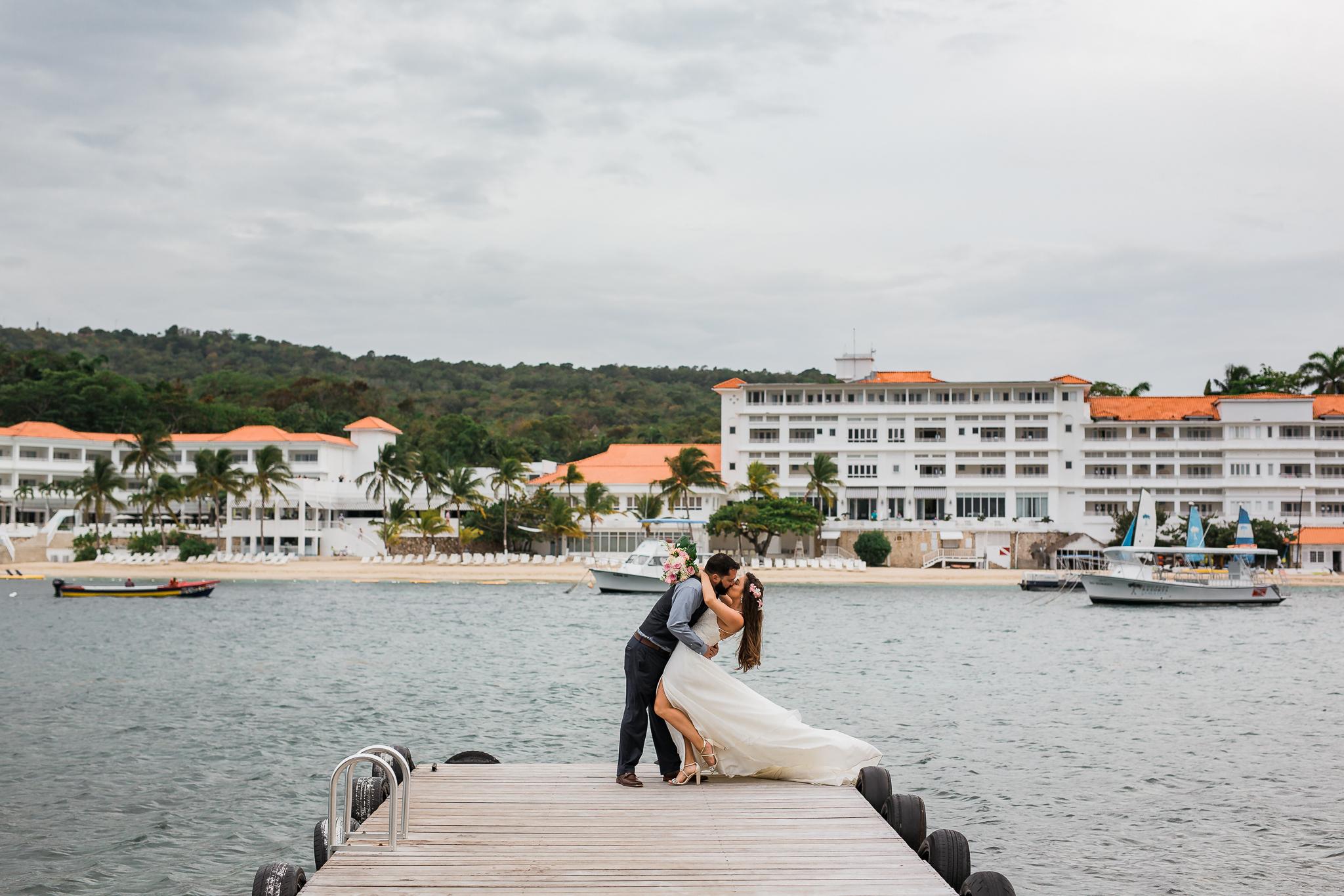 Couples Resort Tower Isle Wedding Photography