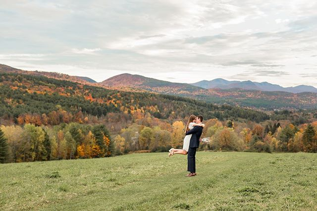 The foliage was on point for Maeva and Mike's engagement session this past Saturday! 😍🙌🙌 Congrats, you two! I can't wait for your wedding next July!⁠ .⠀⠀⠀⁠ .⠀⠀⠀⁠ .⠀⠀⠀⁠ #justalittleloveinspo #couplegoals #foliage #vermontfoliage #vermontphotographer #vtphotog #radlovestories #authenticmoments #photooftheday #vermontstyle #eastcoastphotographer #newenglandphotographer #photobugcommunity #loveandwildhearts #livethelittlethings #realengagements #realcouples #vermont #amazing_loveee #wildloveadventures #btv #wildhairandhappyhearts #adventurouslovestories #muchlove_ig #ilovermont #vermontfall #wildlyinlove #showmeyouryou