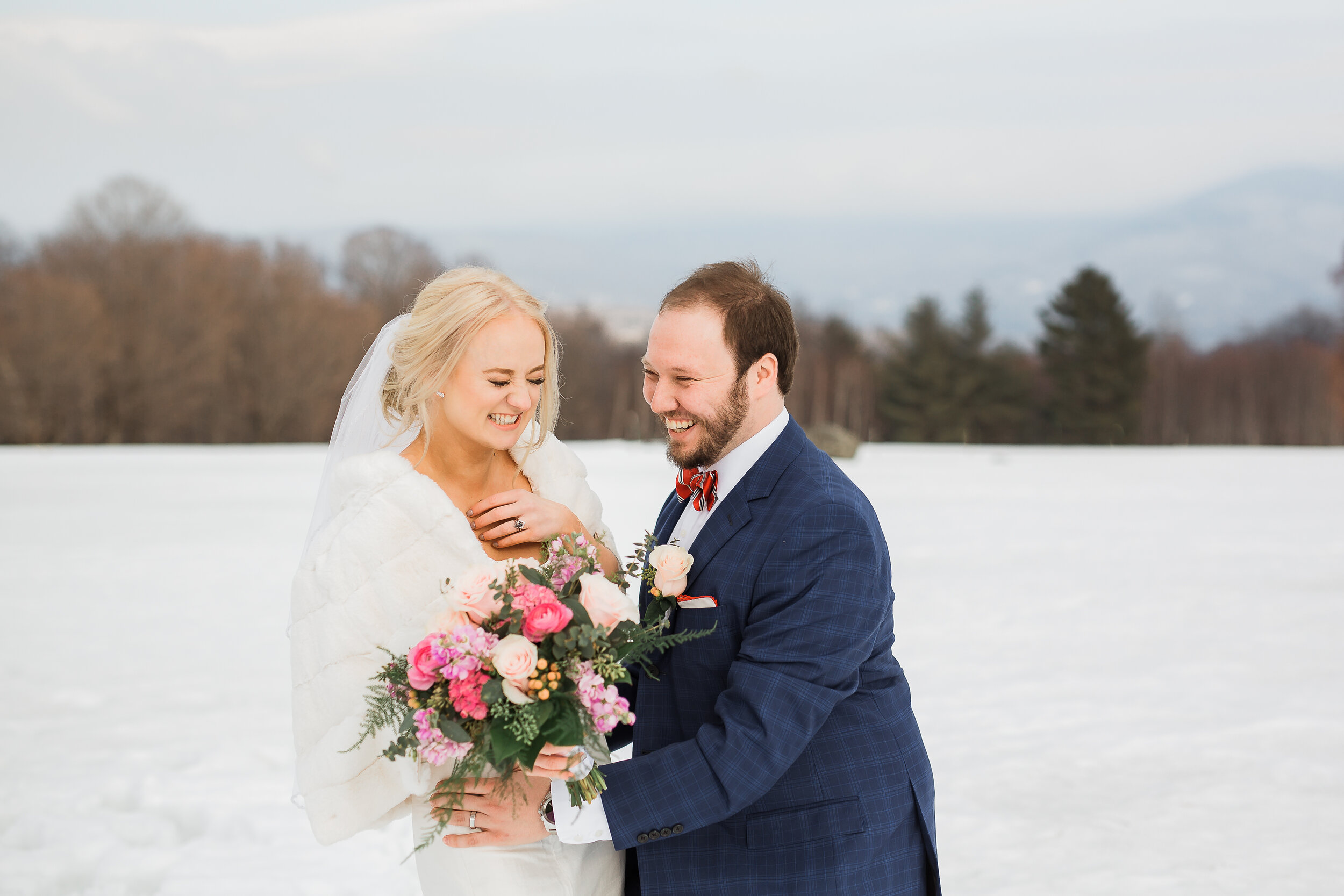 Trapp Family Lodge Winter Micro Wedding