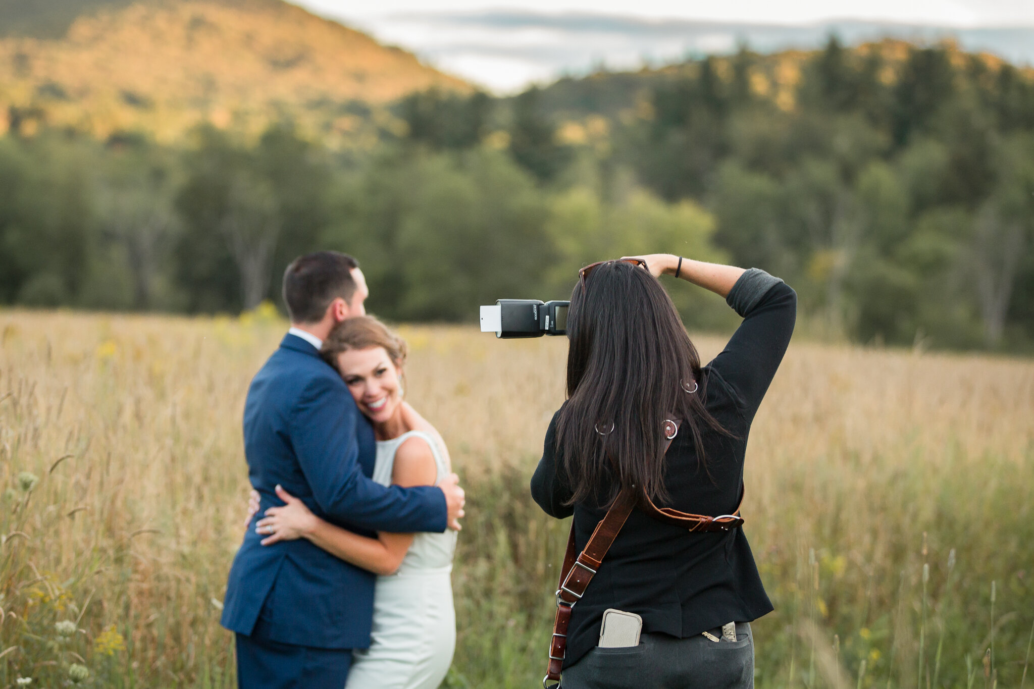 The Barn at Smuggler's Notch Wedding Photography