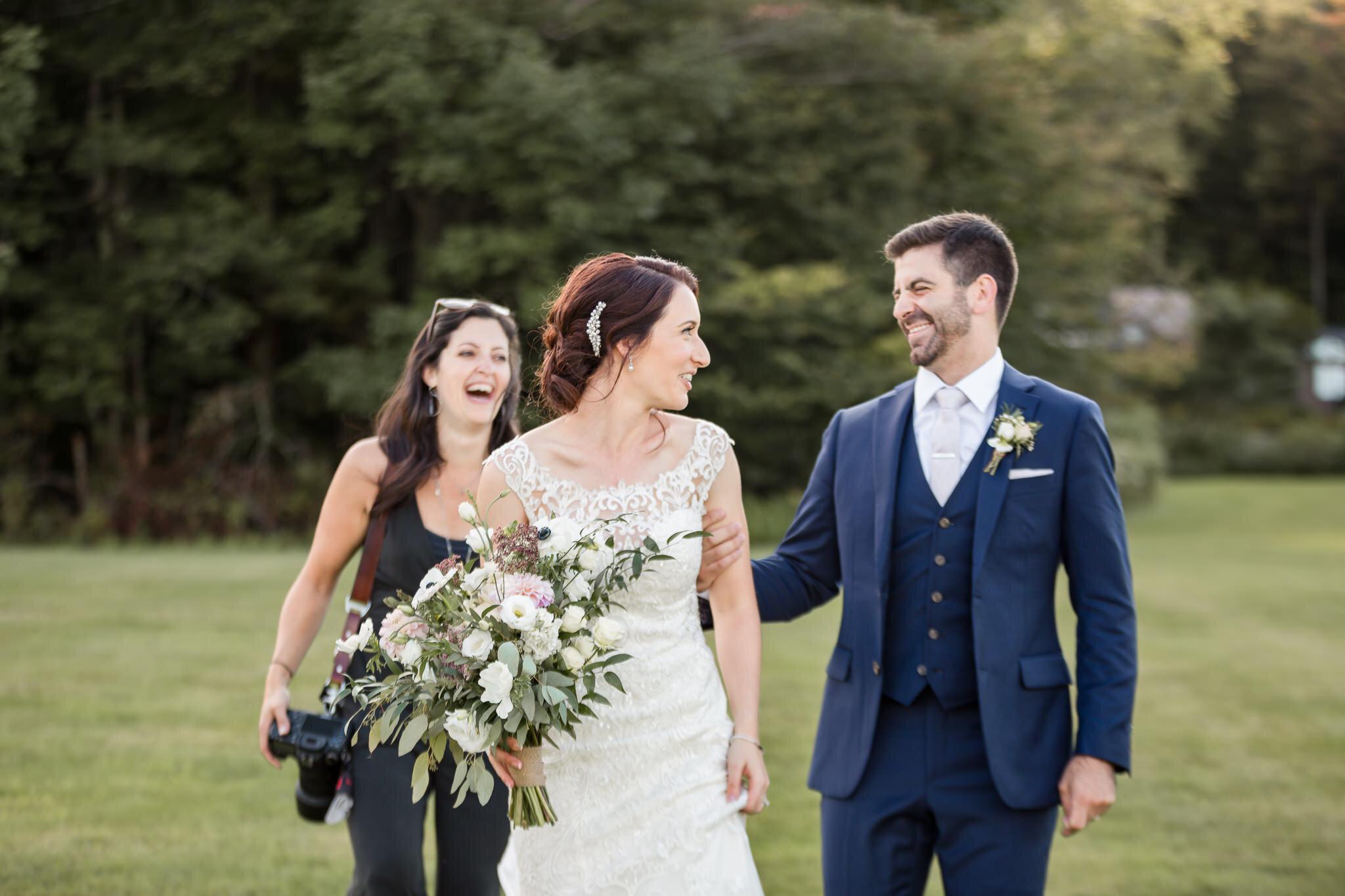 Mountain Top Inn Wedding Photography