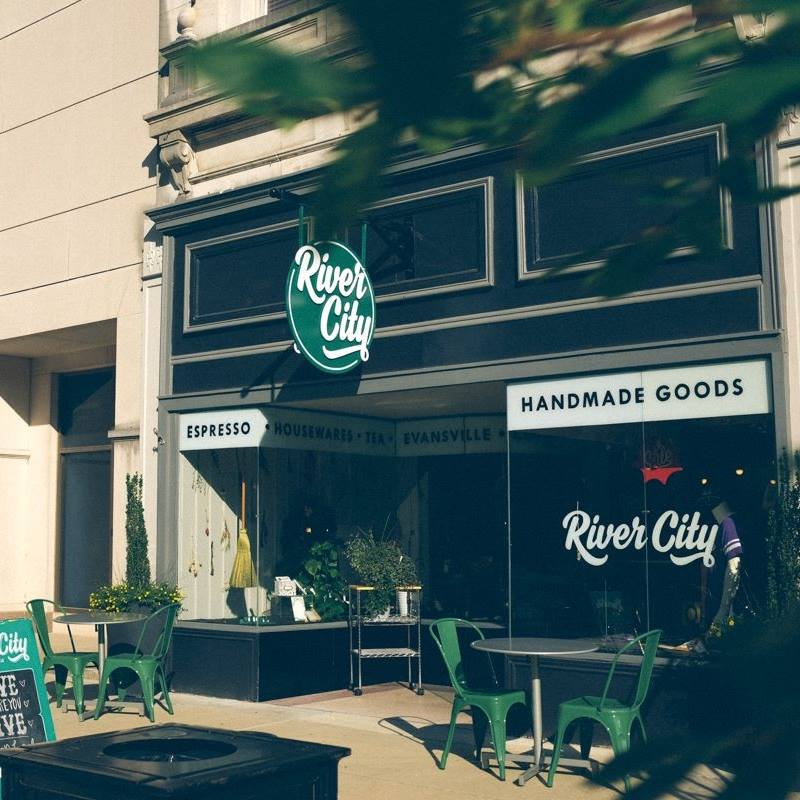 RIVER CITY COFFEE + GOODS