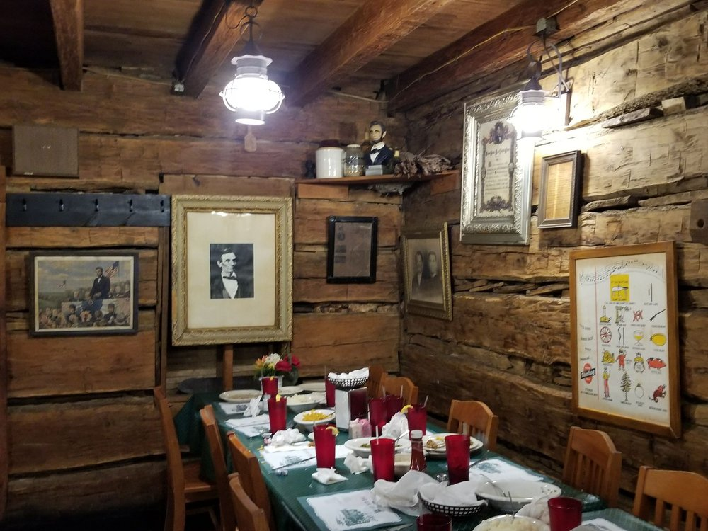 THE LOG INN