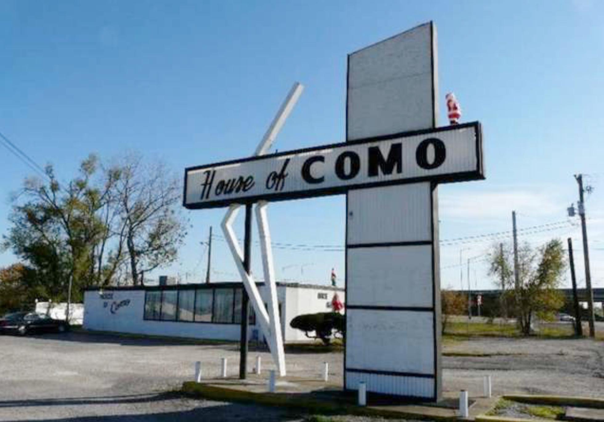 HOUSE OF COMO