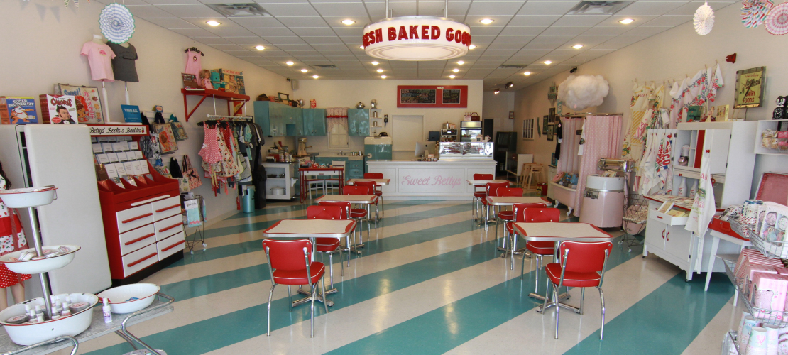 SWEET BETTY'S BAKERY