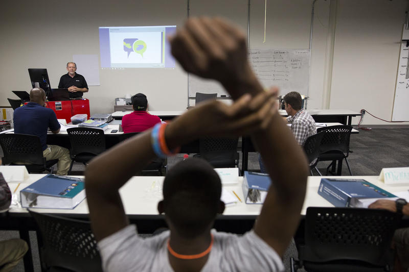 Goodwill Offers New 'Middle-Skill' Training Courses Tailored To Austin's Job Market