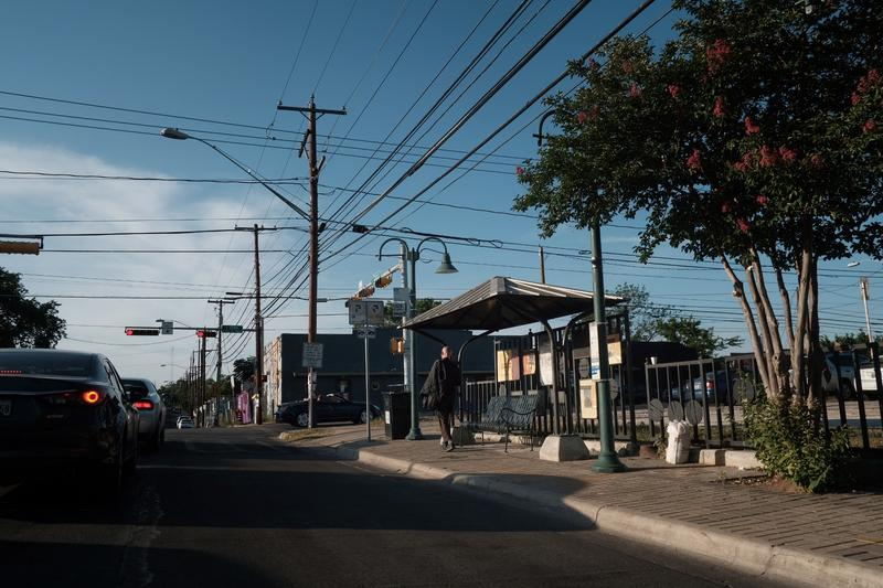 12th & Chicon Bus Stop Will Showcase East Austin's African-American History